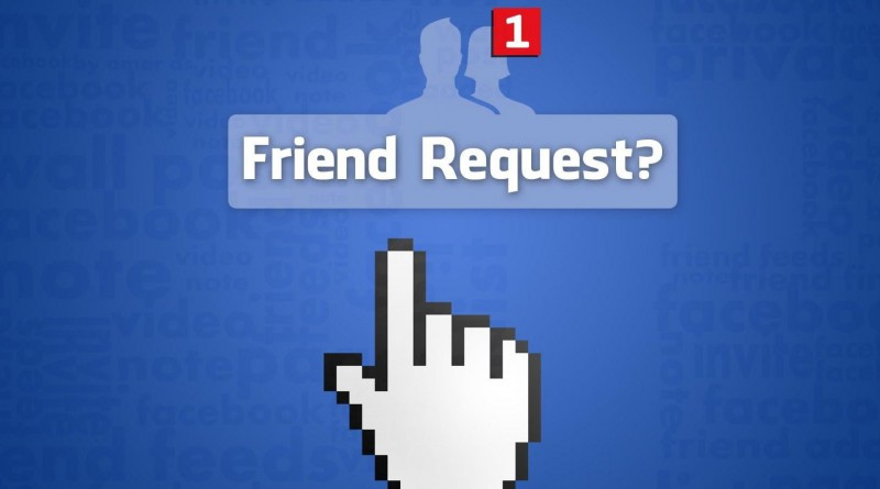 friend request facebook