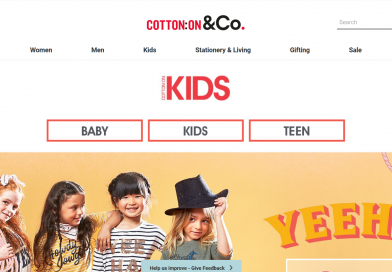 Cotton On Online Shopping South African