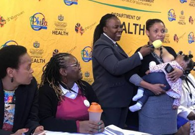 Limpopo Sets Breastfeeding Precedent for Women's Month
